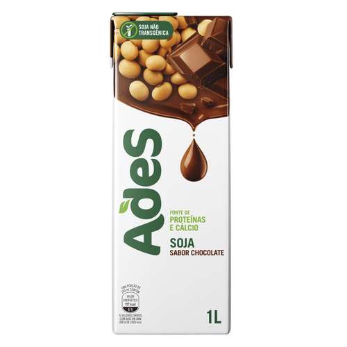 Ades de Chocolate 1L