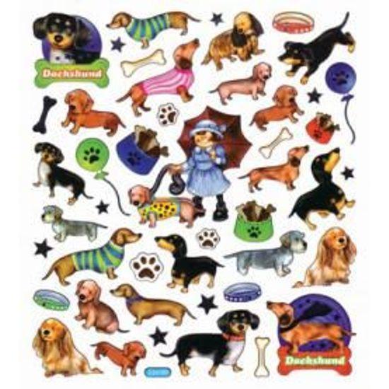 Adesivo Artesanal I Cachorros AD880 TEC