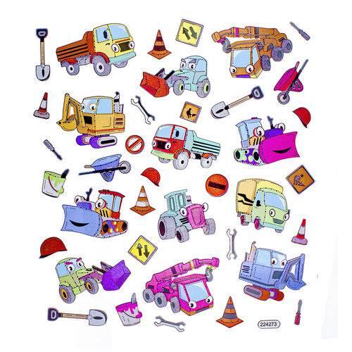 Adesivo Artesanal I Toke e Crie Ad1861 Caminhões