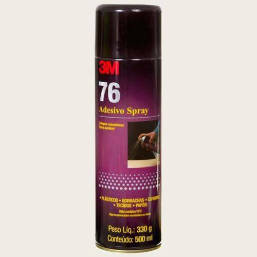 Adesivo Cola Spray 76 3m 300g