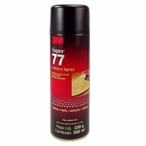 Adesivo Cola Spray 77 3m - 300g
