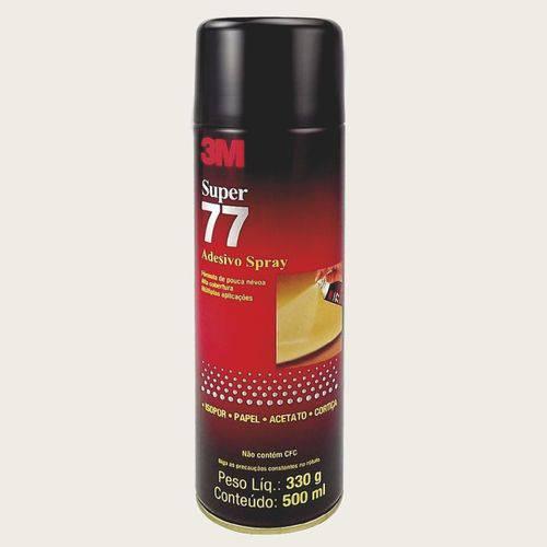 Adesivo Cola Spray 77 3m 300g