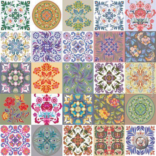 Adesivo de Azulejo Chinese 15x15