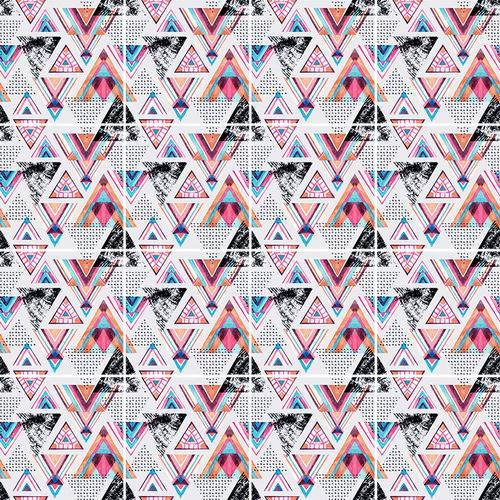 Adesivo de Azulejo - Geometria - N3308