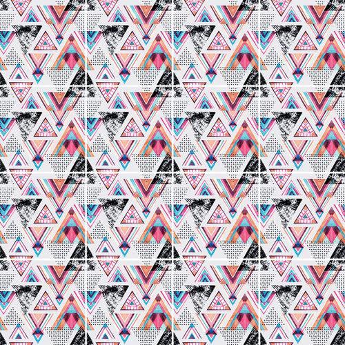 Adesivo de Azulejo - Geometria - N2308
