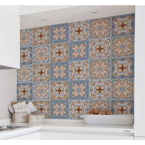 Adesivo de Azulejo Santa Isabel 10x10 Cm com 100 Un
