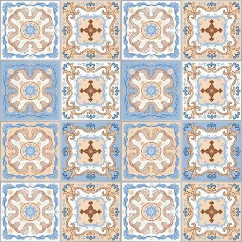Adesivo de Azulejo Santa Isabel 15x15 Cm com 36 Un