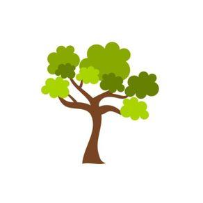 Adesivo de Parede Árvore Sala Energizante - 1,20 X 1,15 AF18010