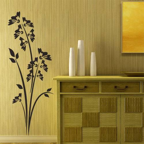 Adesivo de Parede - Floral - N5113