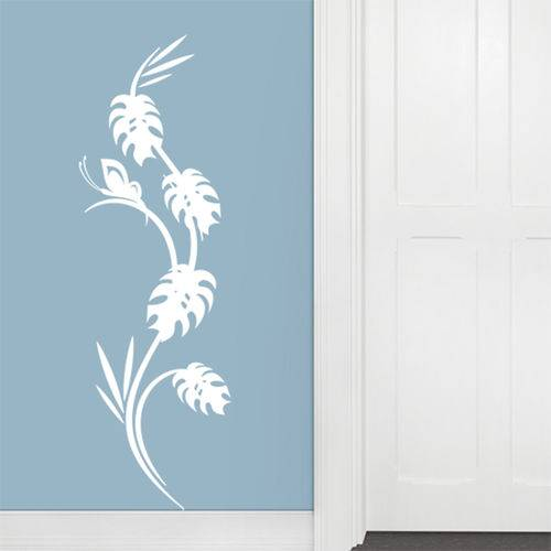 Adesivo de Parede - Floral - N7126