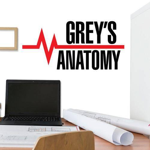 Adesivo de Parede Greys Anatomy 02