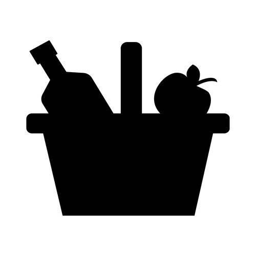 Adesivo de Parede Lousa Cozinha Piquenique