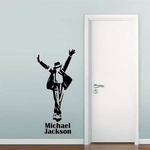 Adesivo de Parede Michael Jackson 3