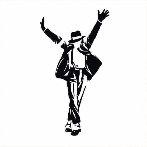 Adesivo de Parede Michael Jackson