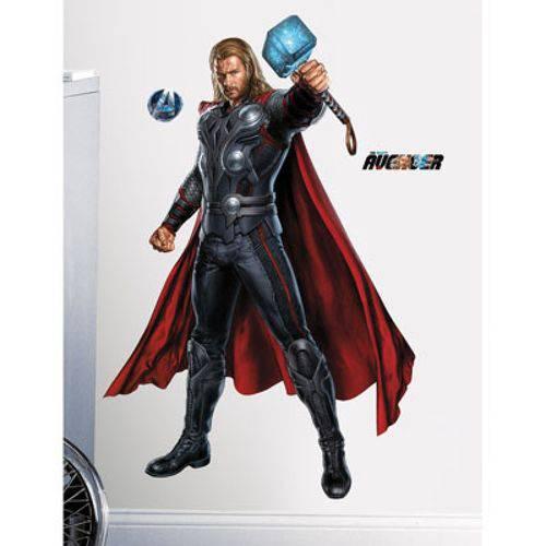 Adesivo de Parede Roommate Thor Gigante