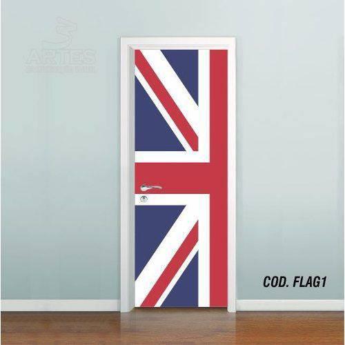 Adesivo de Porta Bandeira Inglaterra