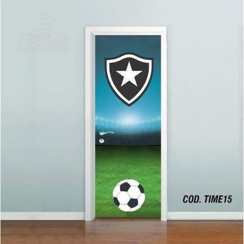 Adesivo de Porta Futebol Botafogo