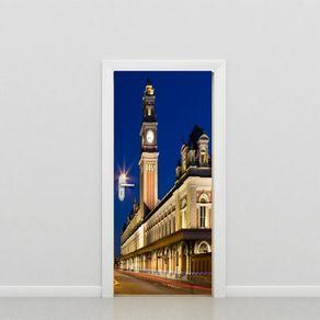 Adesivo de Porta Sala Cidade de São Paulo PO517047