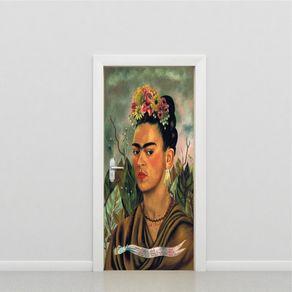 Adesivo de Porta Sala Frida PO517026