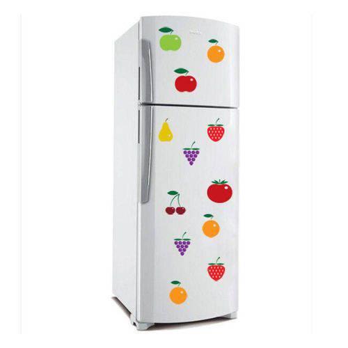 Adesivo Decorativo de Geladeira - Frutas - 013gl