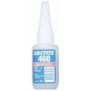 Adesivo Instantâneo 460 20G - Loctite