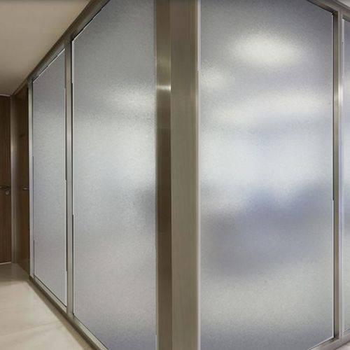Adesivo Jateado para Vidros Cristal 0,61 X 2,50m