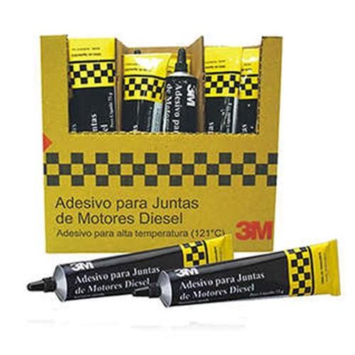 Adesivo Juntas Motores Diesel de Aço Couro Plastico Jh931581