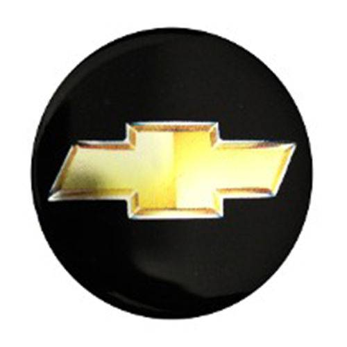 Adesivo para Chave Canivete Chevrolet Redondo