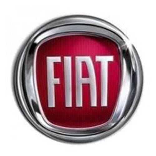 Adesivo para Chave Canivete Fiat Vermelho