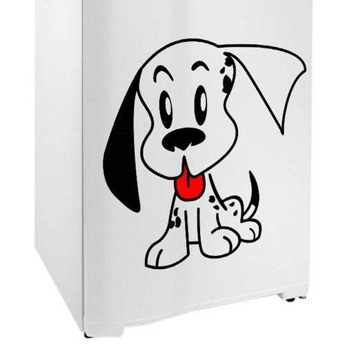 Adesivo para Geladeira Cachorro / Cachorrinho