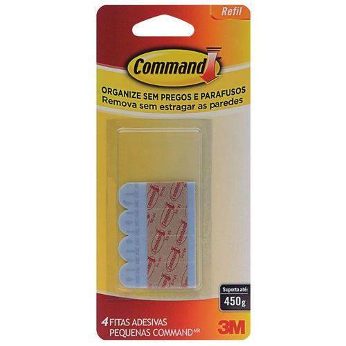 Adesivo Refil 3M Command, Pequeno