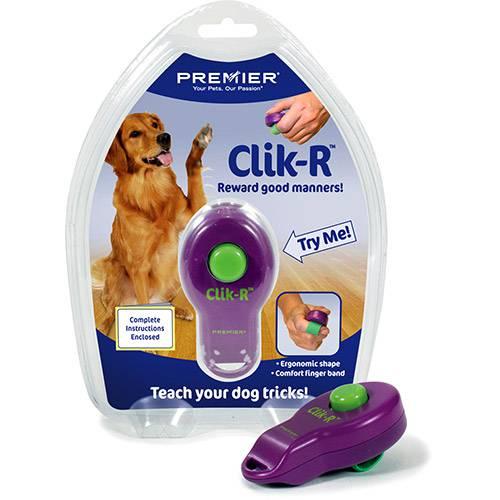 Adestrador para Cães Clik-R - Premier