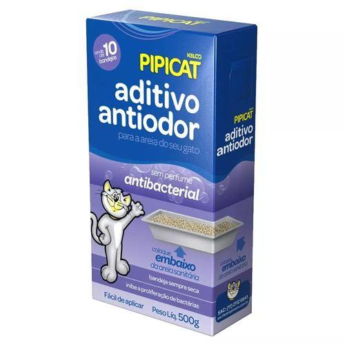 Aditivo Antiodor Kelco Pipicat Antibacterial para Gatos 500g
