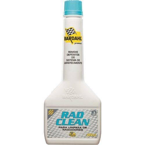 Aditivo Limpa Radiador Bardahl Rad Clean 200ml