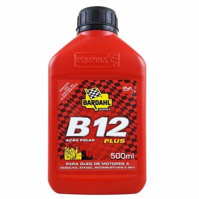 Aditivo para Óleo de Motor Bardahl B12 Plus 500ml