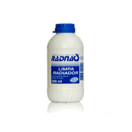 Aditivo Radiador-limpeza-200ml