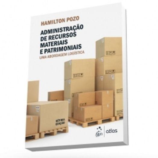 Administracao de Recursos Materiais e Patrimoniais - Atlas
