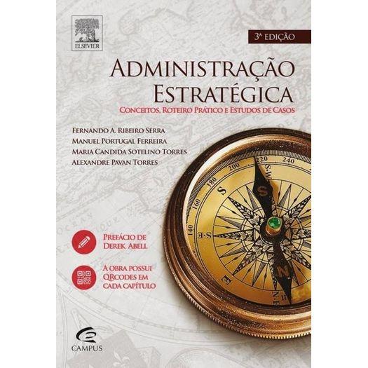Administracao Estrategica - Elsevier/Alta Books