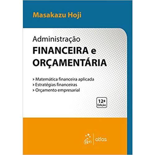 Administração Financeira e Orcamentaria