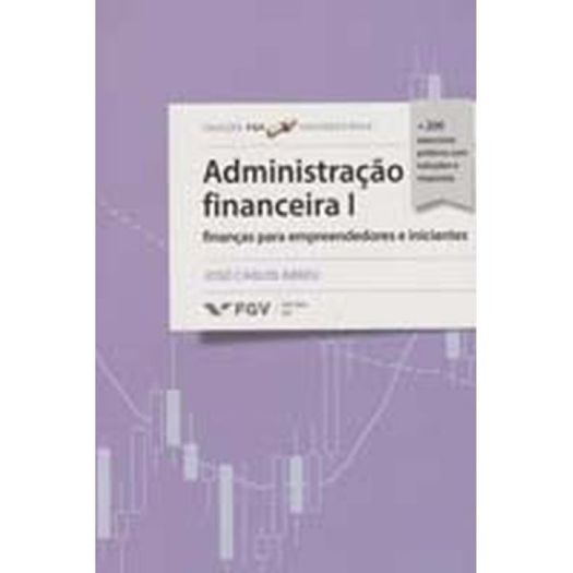 Administracao Financeira I - Fgv