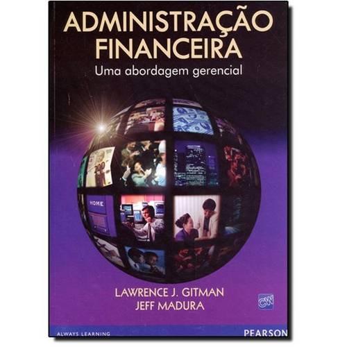 Administração Financeira: uma Abordagem Gerencial