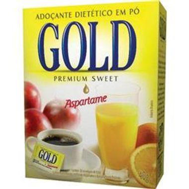 Adoçante em Pó Gold 50un