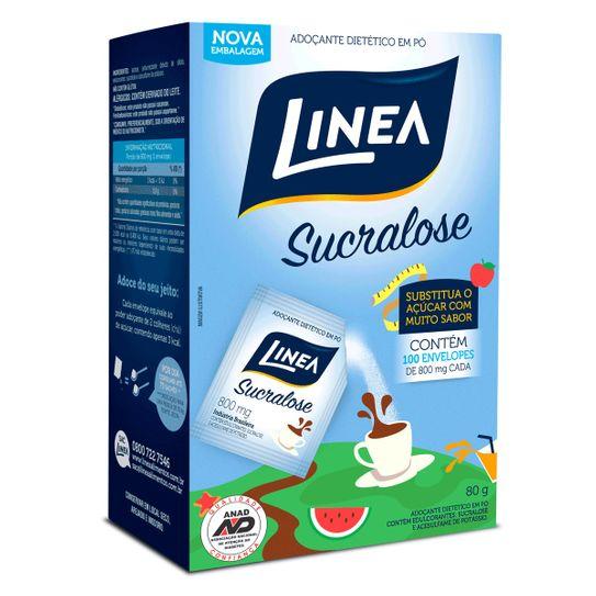 Adoçante Linea Sucralose Env/100