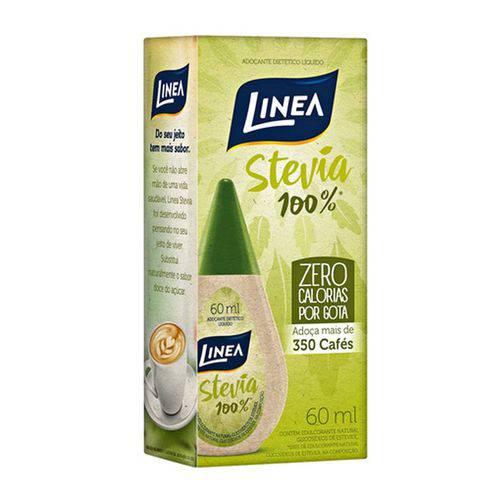 Adoçante Stevia 100% - 60 Ml