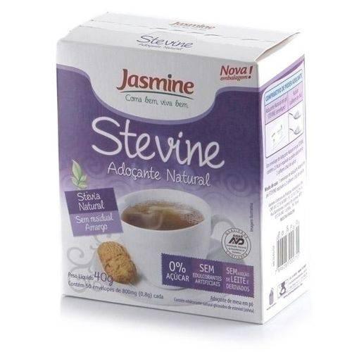 Adoçante Stevine 50 Sachês