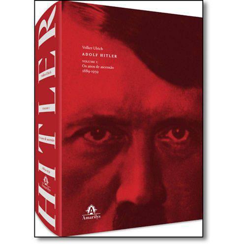 Adolf Hitler - Vol 1 - Amarilys