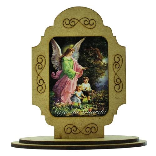 Adorno de Mesa Anjo da Guarda | SJO Artigos Religiosos