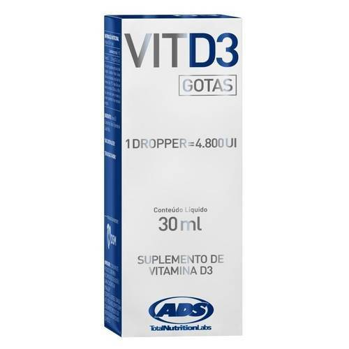 Ads Vitd3 Gotas - Ads Total Nutrition Labs®