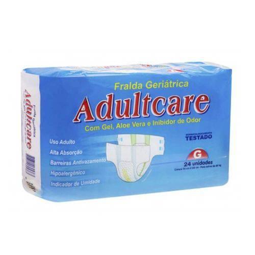 Adultcare Fralda Geriátrica M C/26
