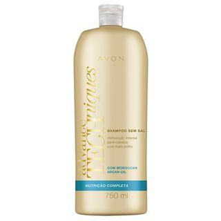 Advance Techniques Shampoo com Morocca e Óleo de Argan - 750ml